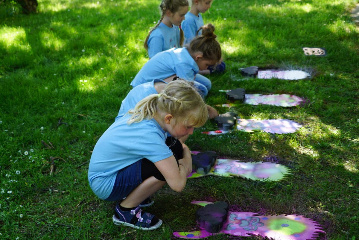 Kids Workshops (from the age of 5 up)