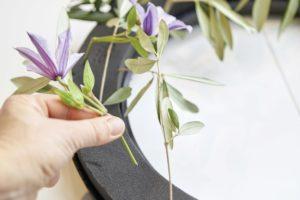 Bloomy Funeral Wreaths