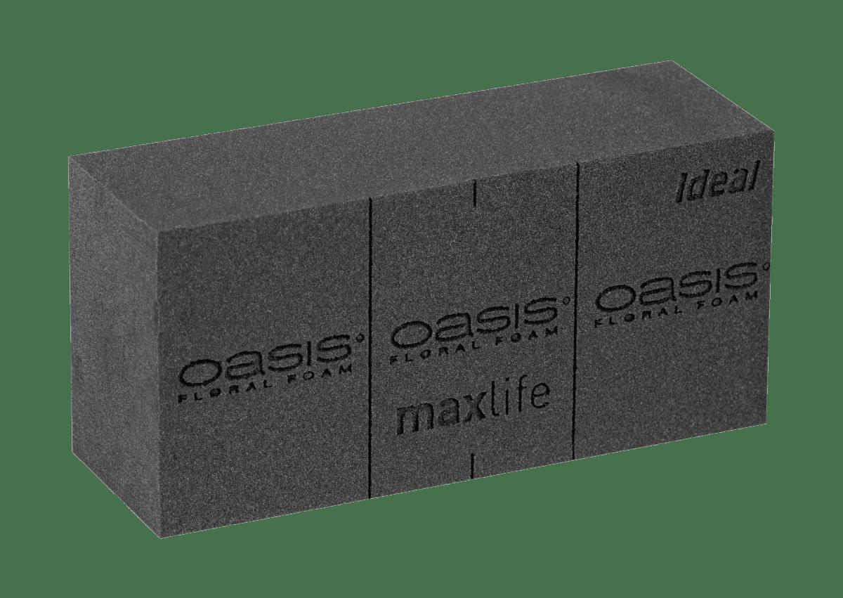 Black Ideal Brick Ziegel schwarz