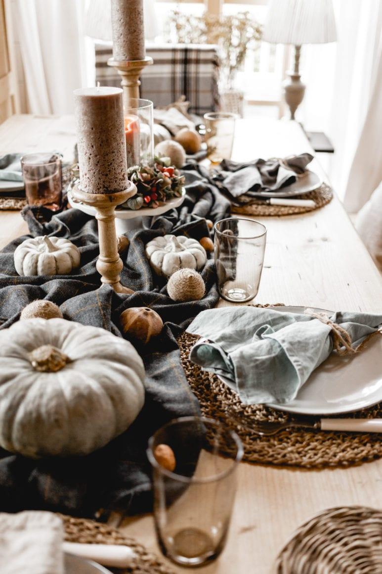 Der Herbst rückt näher
