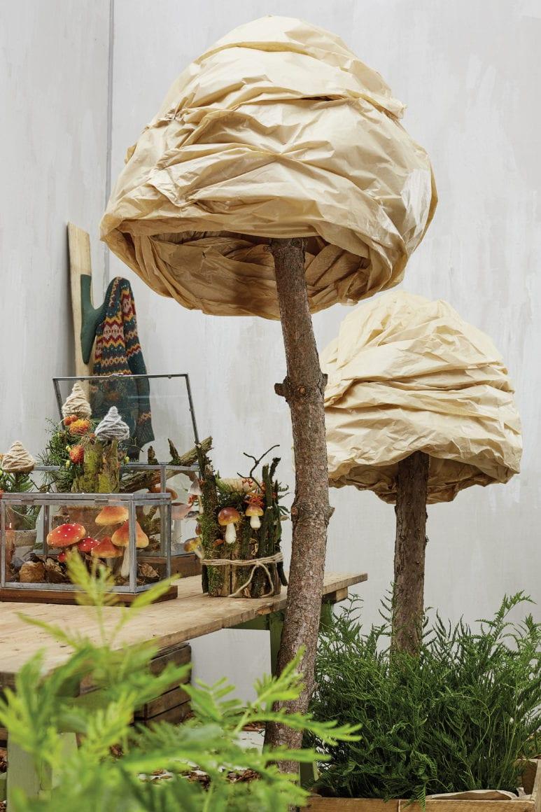 Herbstliches für Pilzsammler