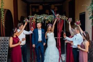 Wine Wedding