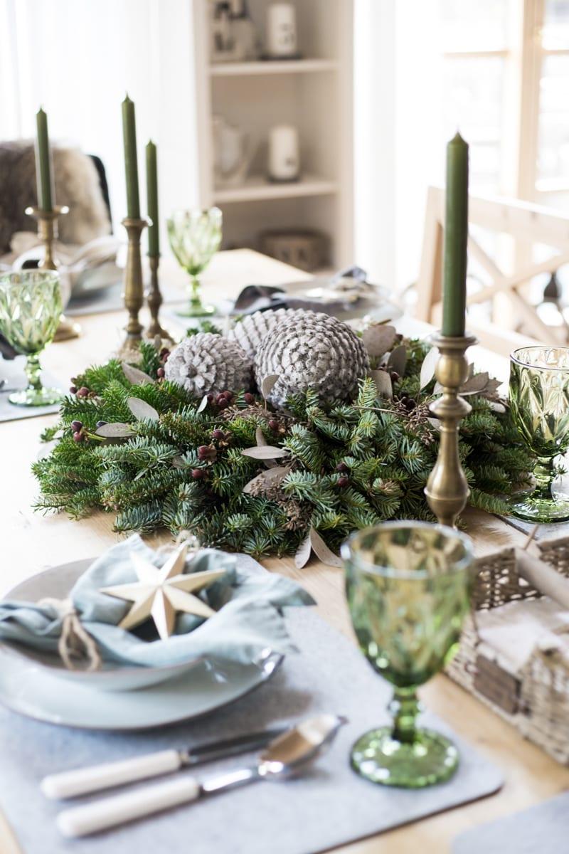 Natur Pur Weihnachten – OASIS Floral