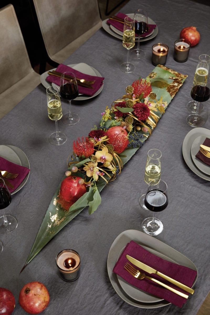 Silvester-Dinner