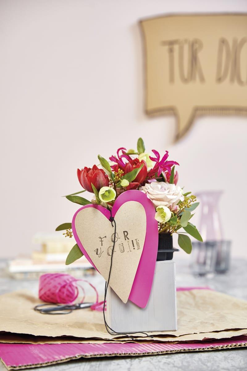 Frühlingsgefühle zum Valentin