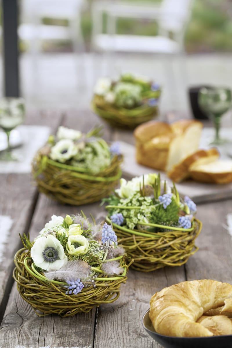 Spring Table Decoration