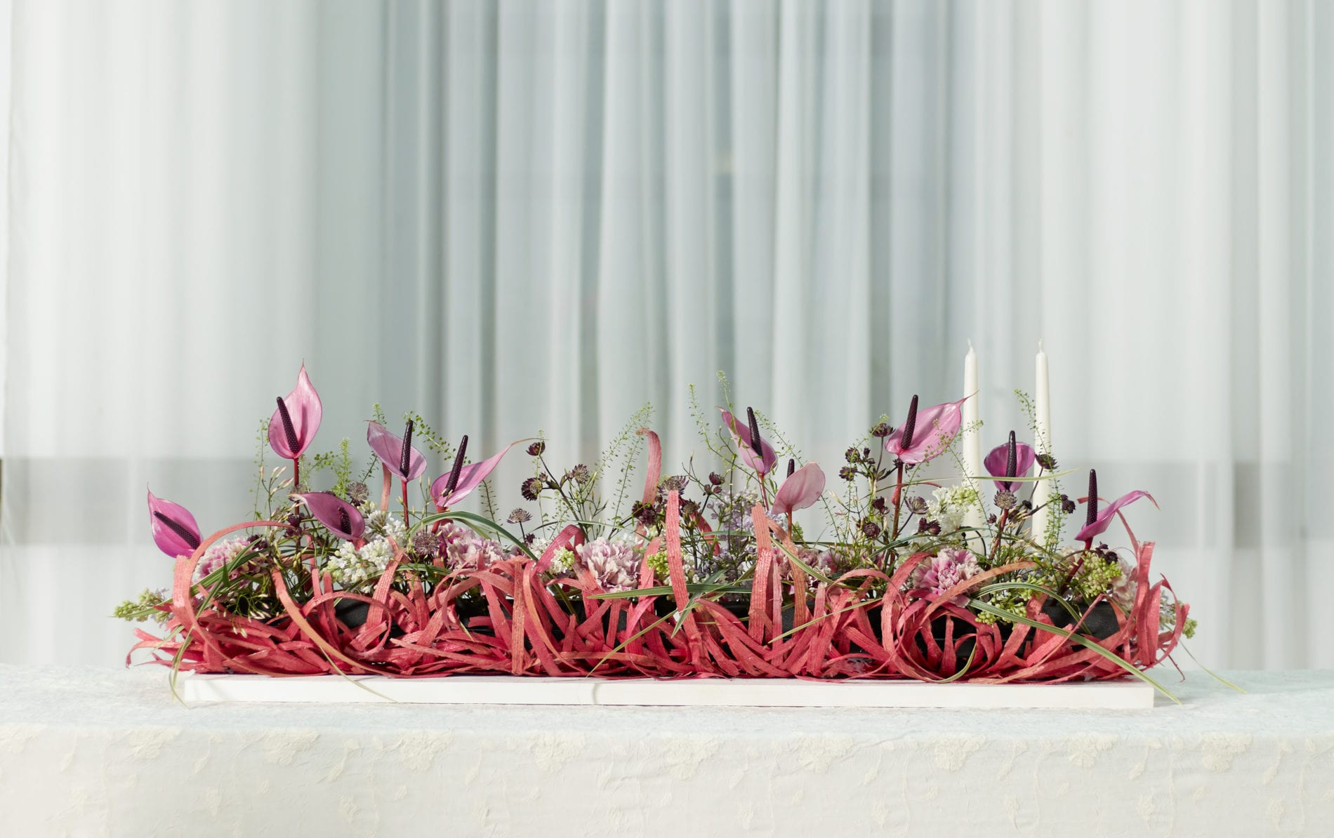 Floral Designs by Radko Chapov – Table Deco