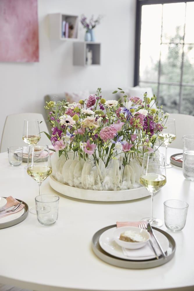 Summery Table Wreath