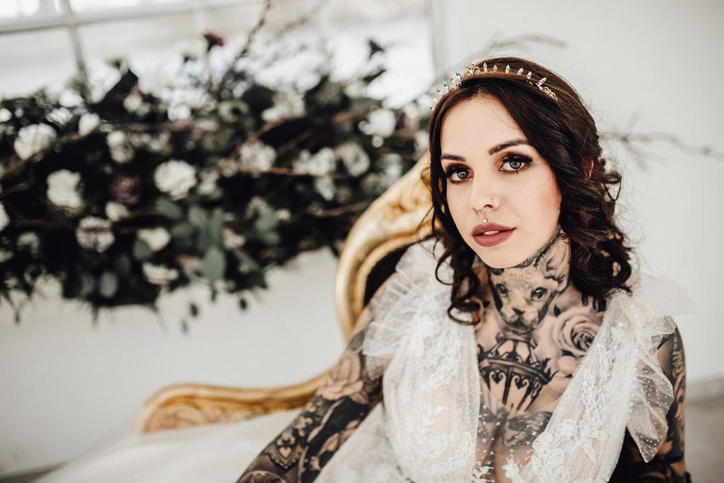 Tattooed Heart – Dark Wedding