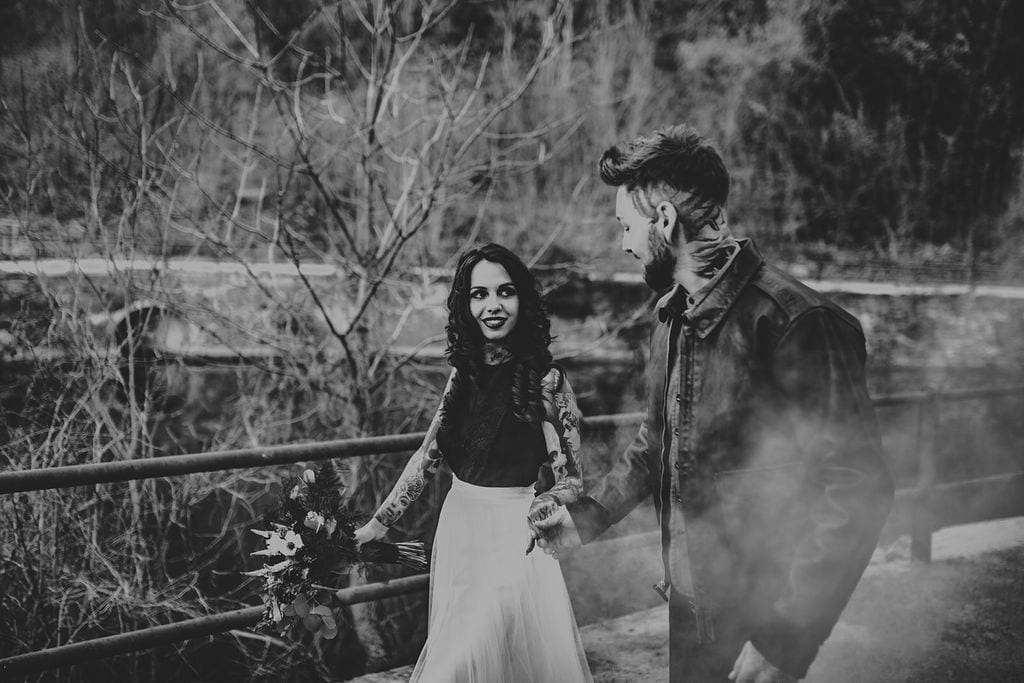Tattooed Heart – Dark Wedding