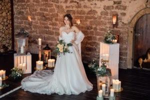 Candlelight-Romantik