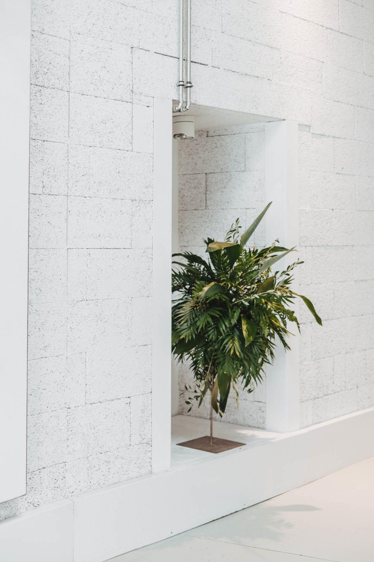 Floral Design – Raumdekoration Dschungelfieber