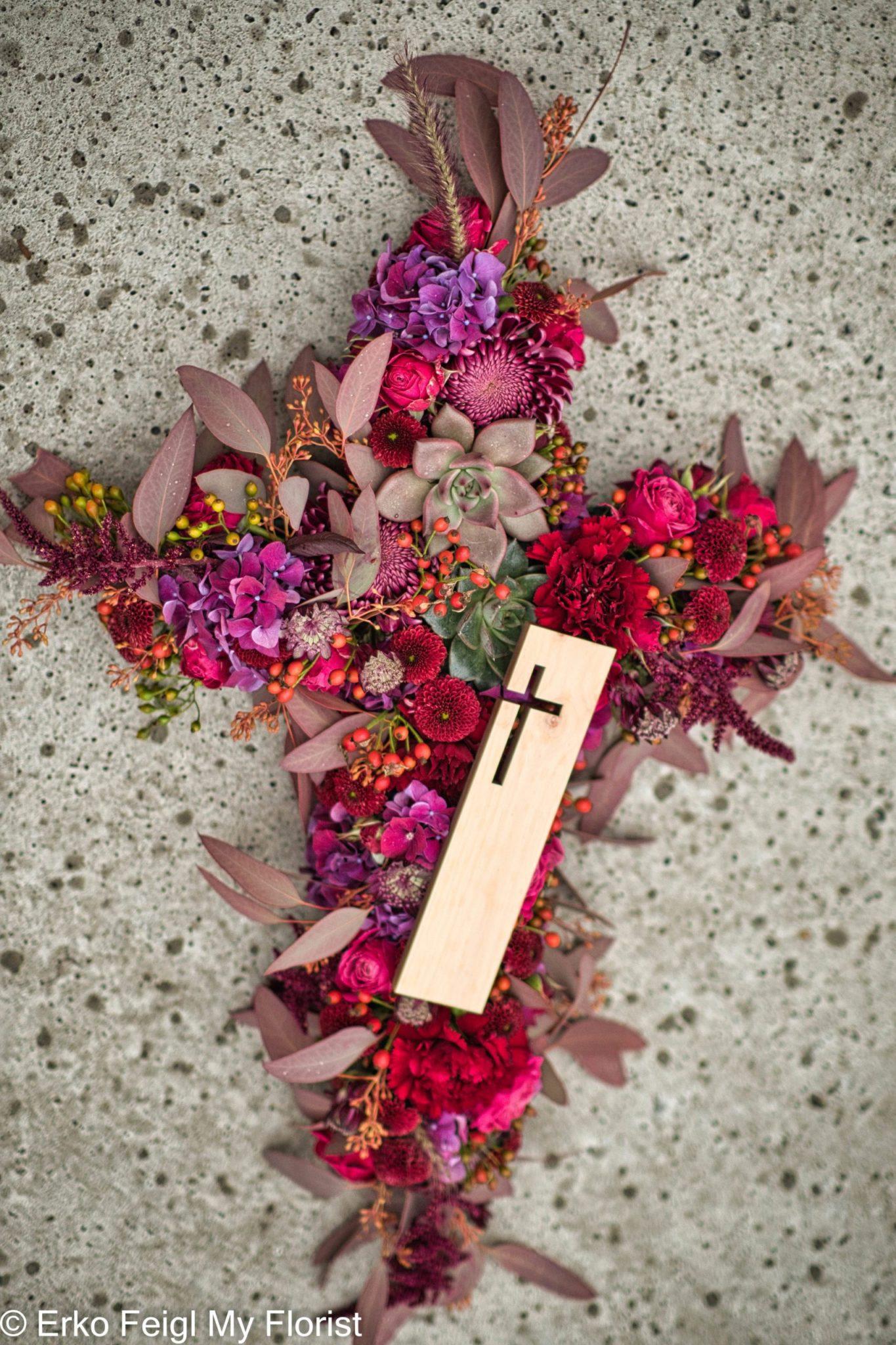 Allerheiligen – moderen Gedenkfloristik