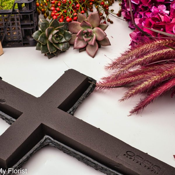 Black Biolit Kreuz